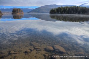 Photo of Shadow Mountain Lake taken by Carter Photographics